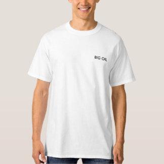 Custom Men's Tall Hanes BIG OIL T-Shirt