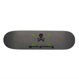 Custom Merauder Skateboard Deck