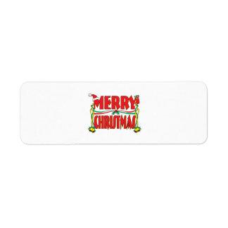 Custom Merry Christmas  Button Watch Keychain Label