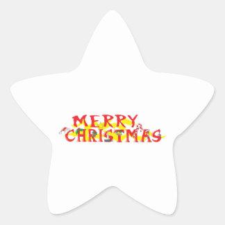 Custom Merry Christmas Mugs Buttons Hats Watches Star Sticker