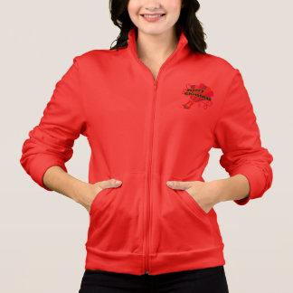 Custom Merry Christmas Red Stocking Shirt Jackets