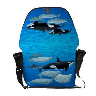 Custom Messenger Bag 1