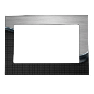 Custom Metal Design 1 Frame Magnet