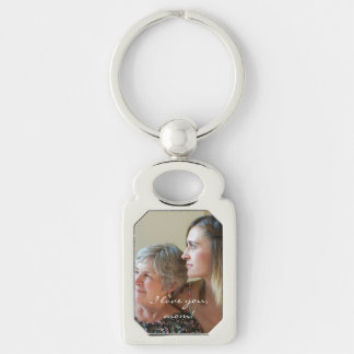 Custom Metal Key Chain Gifts For Mom From Daughter