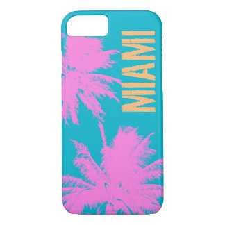 Custom Miami Beach Summer Tropical MB3 iPhone 8/7 Case