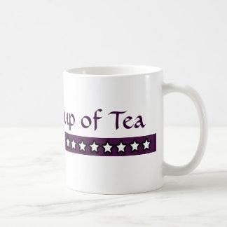 Custom Mimi Cup of Tea Classic White Coffee Mug