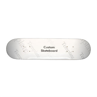 Custom MINI Competition 7 3 8 Skateboard Template