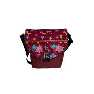 Custom Mini Rickshaw Zero Messenger Bag