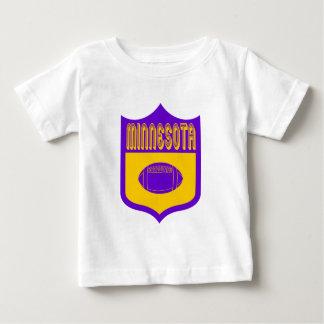 Custom Minnesota Shield Design2 Baby T-Shirt