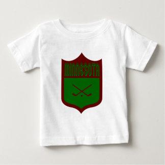 Custom Minnesota Shield Design4 Baby T-Shirt