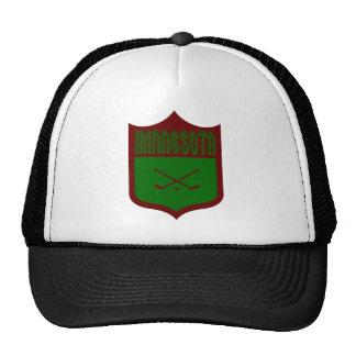 Custom Minnesota Shield Design4 Trucker Hat