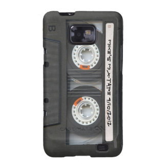 Custom Mix-Tape Samsung Galaxy S Case Galaxy SII Covers