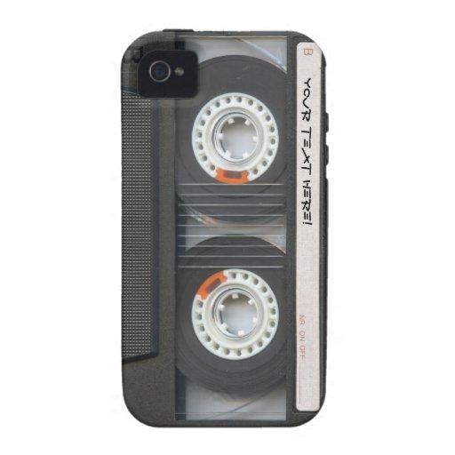 Custom Mixtape iPhone 4G cover iPhone 4 Cases