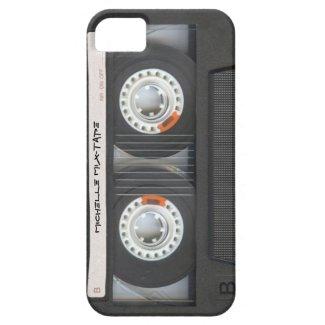 Custom Mixtape iPhone iPhone 5 Cover
