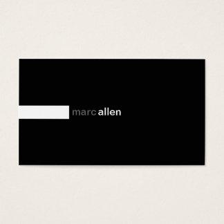 Custom Modern 519e Business Card