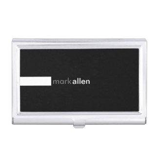 Custom Modern 519e Case For Business Cards