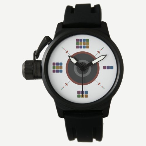 Custom Modern DJ Watch Gift for Dad or Son