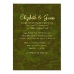 Custom Modern Military Wedding Invitations Cards