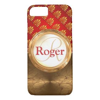Custom Monogram iPhone 8/7 Case