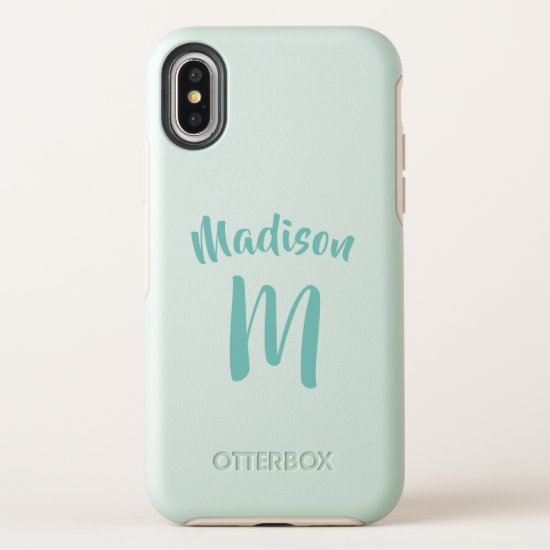 Custom Monogram phone cases