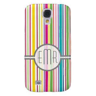 Custom Monogram Samsung Galaxy S4 Cover