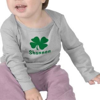 Custom Monogram St Patrick s Day T-Shirt