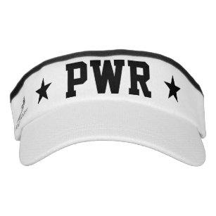 c653ed62 Custom monogram sun visor cap for men or women
