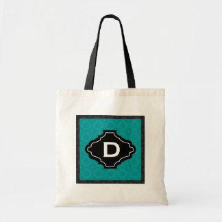 Custom Monogram To Personalize V01 Tote Bag