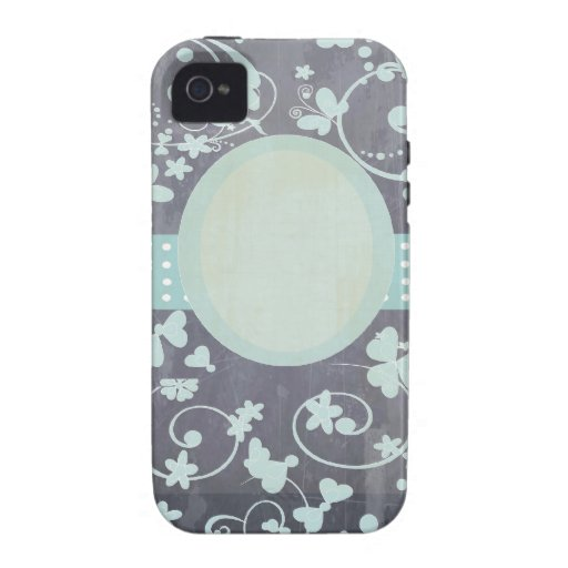 Custom Monogrammed Gifts iPhone 4/4S Covers
