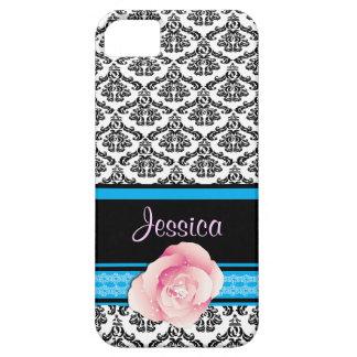 Custom Monogrammed I Phone Cases iPhone 5 Covers