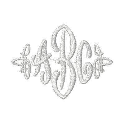 Custom monogrammed polo shirt zazzle for Custom embroidered polo shirts no minimum order