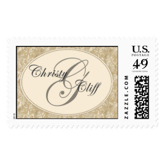 Custom Monongram Stamp