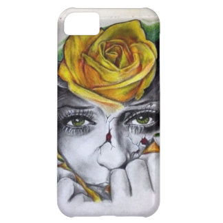 Custom mother nature artwork by Terrence Fields iPhone 5C Covers