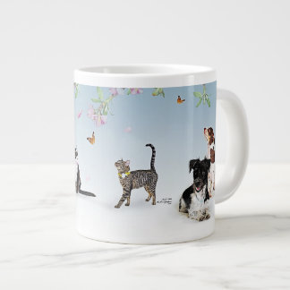 Custom Mug Featuring Shelter Stars
