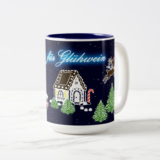 Custom Mug For Mulled Wine Glühwein