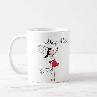 Custom Mug with Super Cute Kitchen Motif