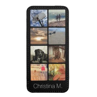 Custom Multi Photo Mosaic Picture Collage