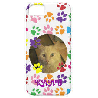 Custom My Pet Photo Personalized iPhone SE/5/5s Case