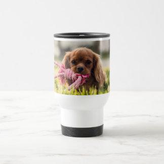 Custom myPet 15 oz Travel/Commuter Mug