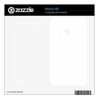 Custom N8 Skin Skin For Nokia N8
