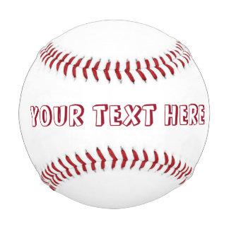 Custom Name Baseball Sports