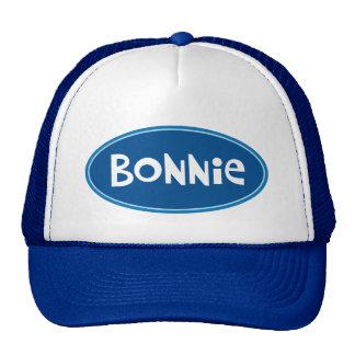 Custom name Bonnie Trucker Hat