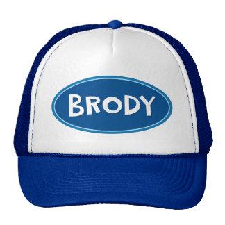 Custom name Brody Trucker Hat