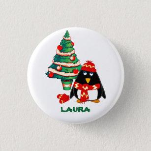 christmas gift buttons - Christmas Buttons