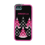 Custom name Christmas tree iPhone 5 5s case Case For iPhone 5