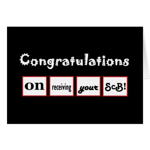 CUSTOM NAME Congratulations - Bachelor's Degree Greeting Cards