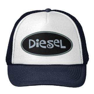 Custom name Diesel Trucker Hat