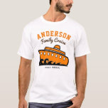 """Custom Name Family Cruise Vacation T-Shirt<br><div class=""""desc"""">A customizable product for your next cruise vacation. These products add a great value to your family vacations and it makes your family or group photos even more memorable. Easily change the text according to your preference. Matching items available in the below collection.</div>"""