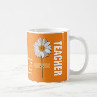 Custom Name Gift Mugs for Teachers