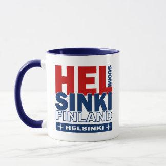 Custom name Helsinki mugs